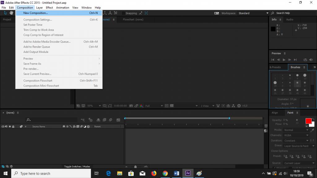 Cara Memberikan Efek Repeater dengan Cepat di Adobe After Effect