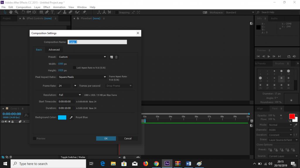 Cara Membuat Preset Baru di Adobe After Effect