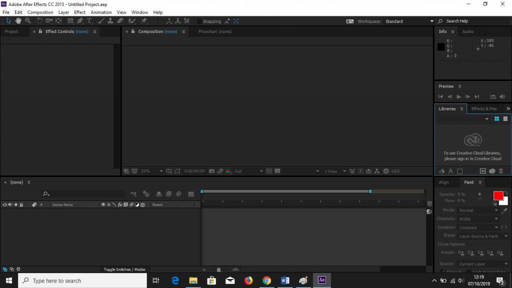 Membuat Objek Jajar Genjang Menggunakan Rectangel Tool di Adobe Indesign