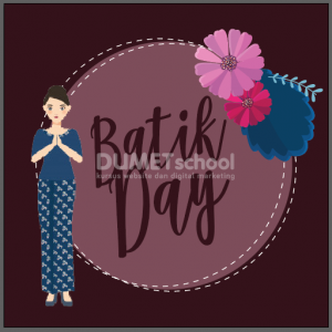 Membuat Poster Hari Batik Nasional-04