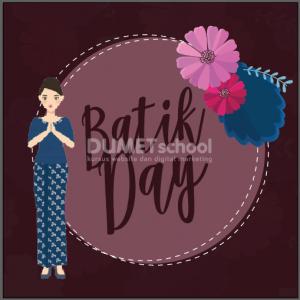 Membuat Poster Hari Batik Nasional-05