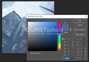 Membuar Form Login pada Website di Adobe Photoshop
