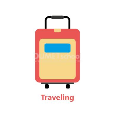 Membuat Icon Koper Travel di Adobe Illustrator