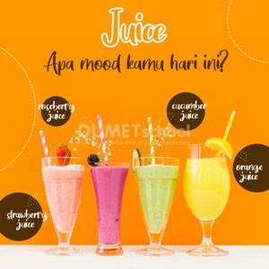 Membuat Iklan Minuman Untuk di Instagram