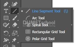 Membuat Struktur Organisasi Sederhana di Adobe Illustrator