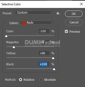 Mengubah Warna Vespa di Adobe Photoshop