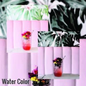 Memberi Efek Water Color di Adobe Illustrator