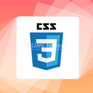 Cara Membuat Efek Tombol Button dengan CSS3