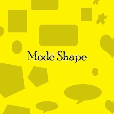 Mengenal Macam - Macam Mode Shape di Adobe Photoshop