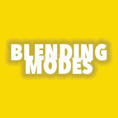 Blending modes di Adobe Photoshop