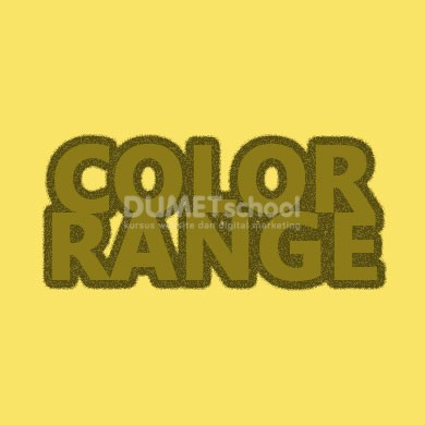 Cara Menyeleksi dengan color range