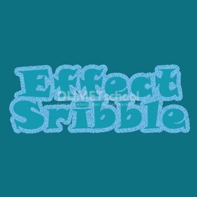 Cara Membuat Efek Scribble di Adobe Illustrator