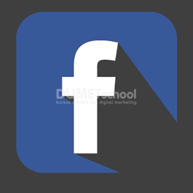 Membuat Long Shadow Logo Facebook di Adobe Illustrator