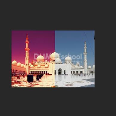 Cara Menggunakan Action untuk merubah warna di Photoshop