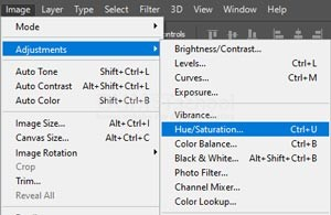 Mengubah Warna Background Pelangi Pada Gambar