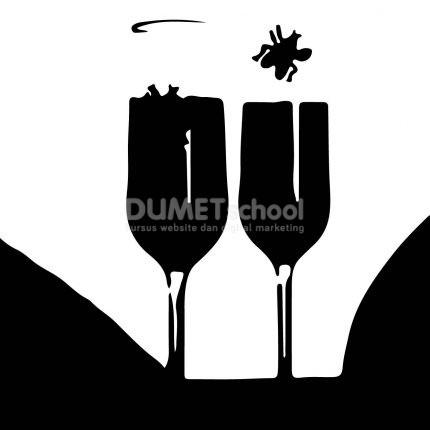 Membuat Efek Silhouettes di Adobe Illustrator
