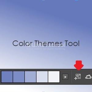 Cara Menggunakan Color Themes Tool di Indesign