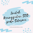 Kursus SEO Private Online