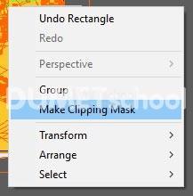 Cara Agar Gambar Tidak Keluar dari Artboard