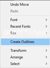 Cara Memisahkan Huruf Tanpa Membuat Satu Perstatu di Illustrator