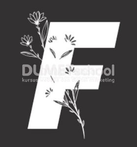Membuat Floral Text di Adobe Photoshop