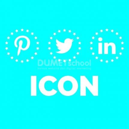 Download Ikon Sosial Media Gratis