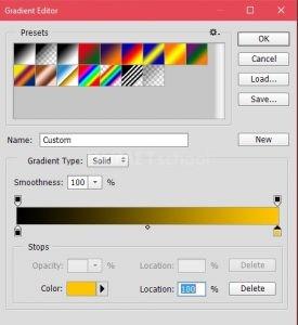 Memberi Efek Gradient Map Pada Gambar di Photoshop