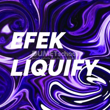 Membuat Background Dengan Menggunakan Liquify