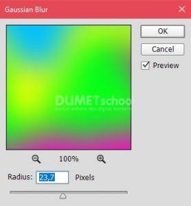 Membuat Background Noise di Adobe Photoshop