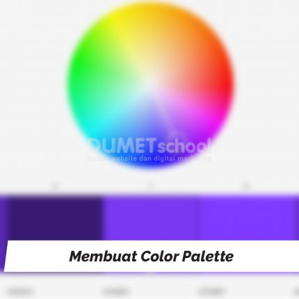Membuat Color Pallete Dengan Mudah