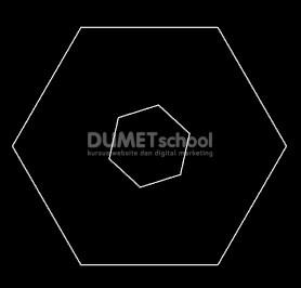Membuat Pattern Dengan Menggunakan Polygon Tool