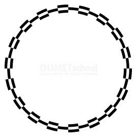 Membuat Pola Brush di Adobe Illustrator