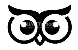 Membuat Logo Burung Hantu di Illustrator