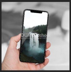Cara Mengganti Design Gambar Pada MockUp di Photoshop
