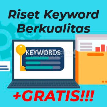 keyword berkualitas gratis