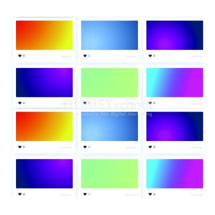 Cara Mengaktifkan Pallete Gradient Color di Illustrator